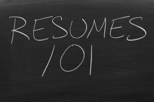 Healthcare Resume Help