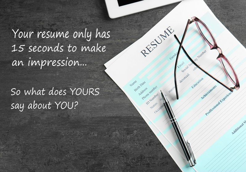 front page pic - Affordable Resumes for Healthcare Professionals